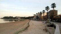 Playa de los Arenales, Pobra do Caramiñal