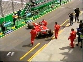 F1 2003 GP01 - AUSTRALIA Melbourne - Warm-Up