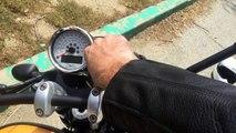 Yamaha V-Star 1100 Bobber Walkaround - video dailymotion