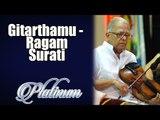Gitarthamu | Dr T.N. Krishnan | ( Album: Platinum Vol 10 )