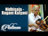 Nithi Chala Sukhama  | Dr T.N. Krishnan | ( Album: Platinum Vol 10 )