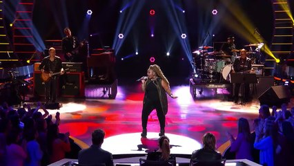 LaPorsha Renae - Top 4 Revealed: Wanted Dead or Alive - AMERICAN IDOL