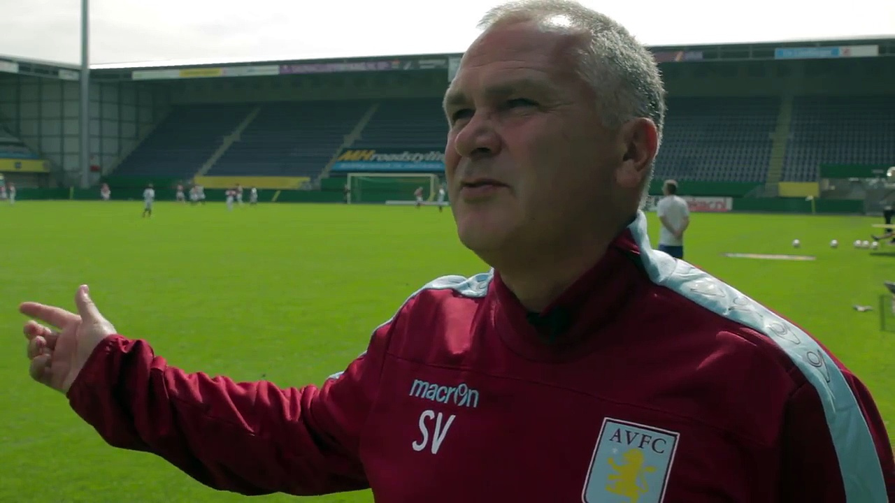 European Sports Centre (ESC) Sittard – Aston Villa FC Visit