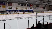 Jake DeBrusk goes between the legs for goal in shootout at Boston Bruins development camp