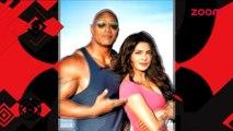 Priyanka Chopra WISHES Baywatch Co-Star Dwayne Johnson On His BIRTHDAY   Bollywood News