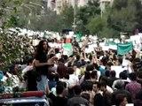 تظاهرات 28 خرداد در مقابل موزه عبرت (تهران)