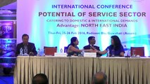 Brig (Dr.) Som Nath Mishra at NER-ASEAN Business Summit (25-26 Feb'16) by MoCI, GOI & ICSI