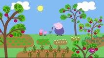 PEPPA PIG en ESPAÑOL Peppa La Cerdita Sembrando el Huerto Videos · Temporada 1x10