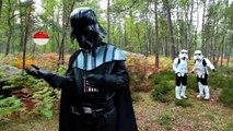 Le secret de Dark Vador (The Fantastiques) #humour