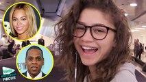 Zendaya Addresses the Becky Controversy, Reveals Jay Z Was on Set of Beyoncé's Lemonade