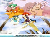[TOP 25] RPG Traveling Themes #21 Tales of Eternia