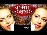 Wet ASMR Mouth Sounds – 3Dio Ear to Ear Binaural Whisper, Lip Smacking & Sk Sk Sk