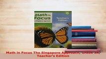 DOWNLOAD] [BOOK]} PDF Math in Focus: Singapore Math: Teacher