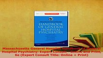 Download  Massachusetts General Hospital Handbook of General Hospital Psychiatry Expert Consult  PDF Book Free