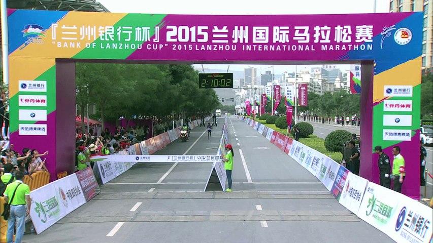 Lanzhou Marathon 2015 part4
