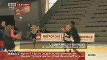 Basket féminin: l'ESBVA reçoit Bourges