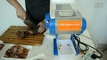 Máy thái thịt tươi SS70, máy thái thái thịt bò tái, máy thái thịt/tai heo làm giò thủ