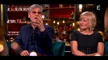 Catherine Ceylac et Tcheky Karyo face aux mots de Thomas Nucci