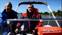 Permis bateau : à bord d'un bateau-école