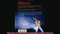 Read here Mercury An Intimate Biography of Freddie Mercury