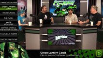 Collider Heroes - Three Green Lanterns For Green Lantern Corps Movie? Final X-Men Apocalyp