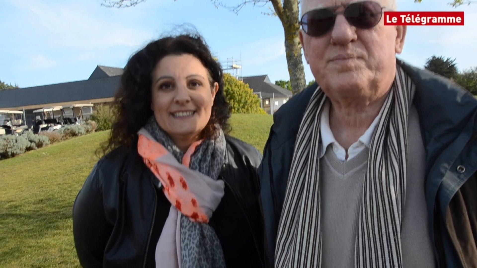 Baden (56). Le jour où Sandrine a sauvé la vie de Raymond