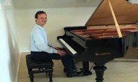 Martin Anderle plays F. Chopin - Etude in G-flat major - op.25 No 9 Butterfly