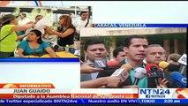 Oposición venezolana pide observación internacional durante proceso de verificación de firmas para el revocatorio