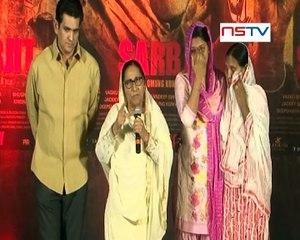 Aish Got Tears At 3rd Death Anniversary Of Sarabjit!
