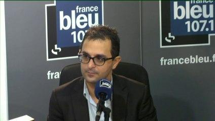 Arash Derambarsh invité de France bleu