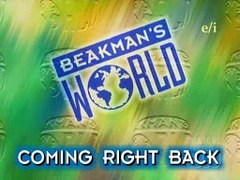 Beakman's World: Fingerprint Features thumbnail