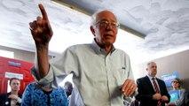 Bernie Sanders vows to stay in Democratic race