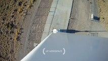 Suivez l ascension d une fusພ dans l espace par une GoPro attachພ sur le fuselage !