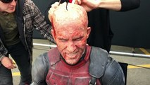 """Deadpool - Official """"Makeup"""" Featurette [HD]"""