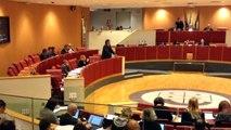 Genova, 24 Novembre 2015: Consiglio regionale su VVF (Intervento Forza Italia)