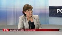 """Cité du Vin : """"40 millions d'euros de retombées"""", selon Sylvie Cazes"""