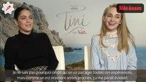 Tini - La nouvelle vie de Violetta : Martina Stoessel, Jorge Blanco… Rencontre avec l'équipe du film ! (INTERVIEW VIDEO)