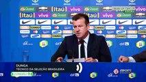 De olho nas Olimpíadas, Dunga convoca a Seleção Brasileira para a Copa América Centenário