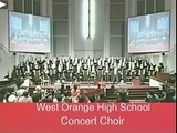 WOHS Concert Part 17.: Concert Choir - Everybody's Got a Story