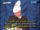 The Promised Messiah has Come. accept True ISLAM. Accept AHMADIYYAT