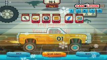 ✔ Snow truck EXTREME. Cars Racing / Crazy Speed and Hard Race / Game play for kids / Video for kids