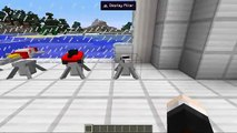 Minecraft   TRANSFORMERS MOD! Robot Tanks, Planes and Cars!   Mod Showcase