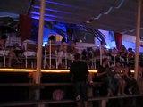 Ibiza after sunset - Cafe Mambo, San Antonio 9/24/09