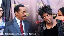 Daytime TV Examiner Interview: Anna Maria Horsford and Obba Babatunde of The Bold and the Beautiful