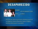Canal 29 de Apopa - (Servicio Social) Oscar Armando Jovel, desaparecido.