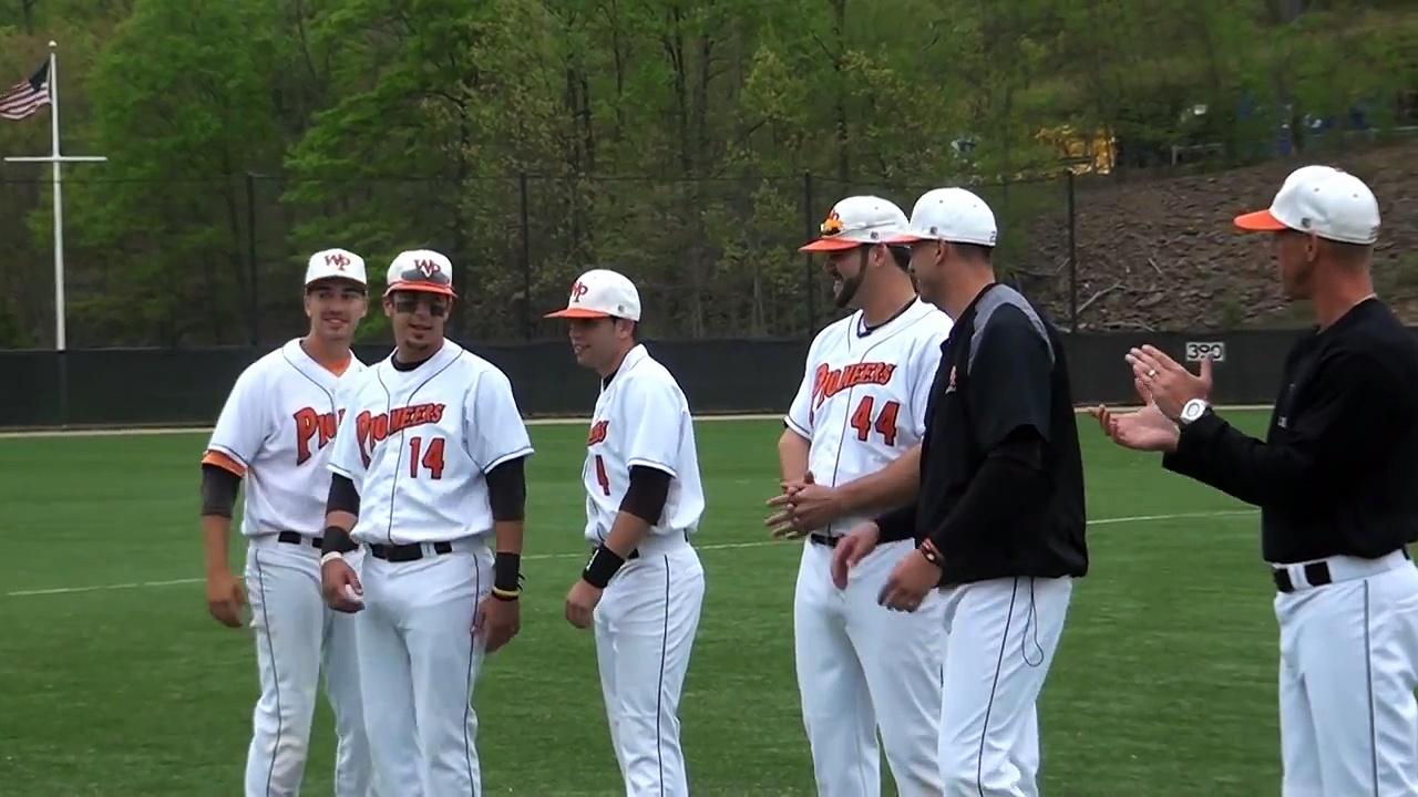 WPU Baseball Highlights (April 26, 2012)