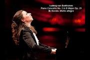 Yulianna Avdeeva Ludwig van BEETHOVEN Piano Concerto No. 2 in B Major Op. 19 (part 3)