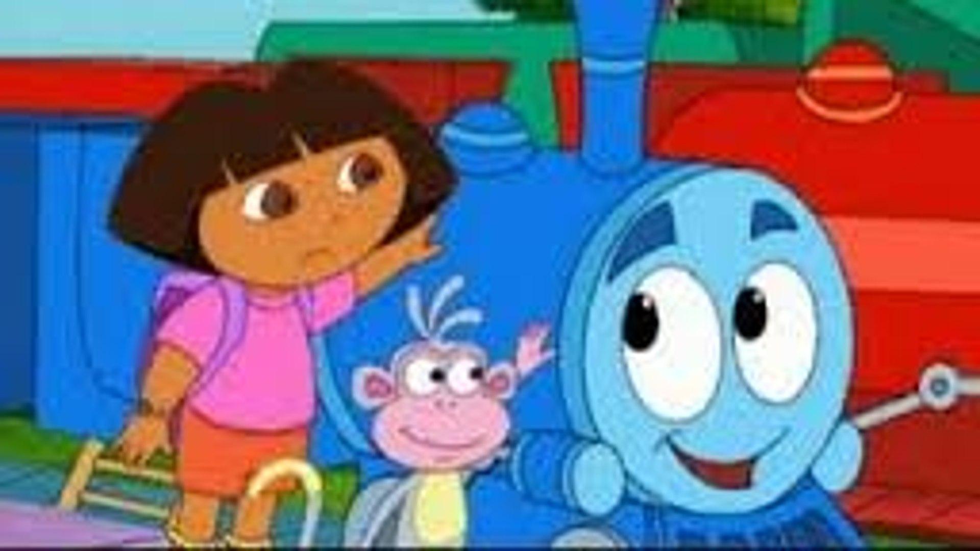 Dora Aventureira O Trem Choo Choo Video Dailymotion