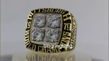 To Steelers Fans-NFL 1979 Pittsburgh Steelers Super Bowl Championship Ring Selling online.