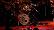 Dave weckl solo with Mike Stern at the new morning Part 1